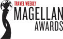 Magellan awards by Travel Weekly logo | Karisma Hotels & Resorts®